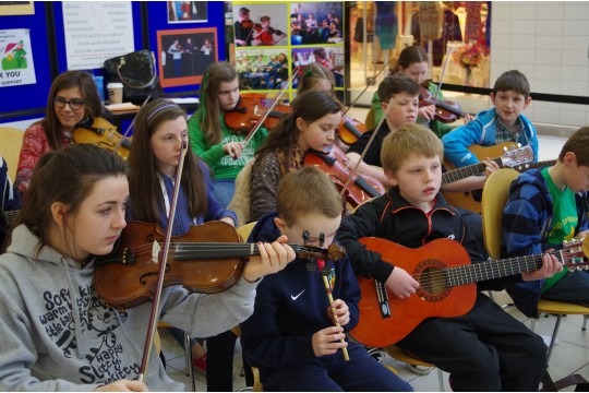 Andersonstown Traditional & Contemporary Music Sch