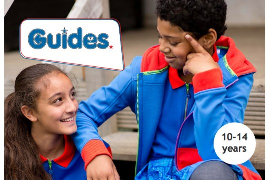 1st Oxley Park Guides