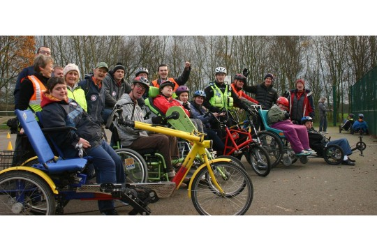 Scarborough & Ryedale Community Cycling