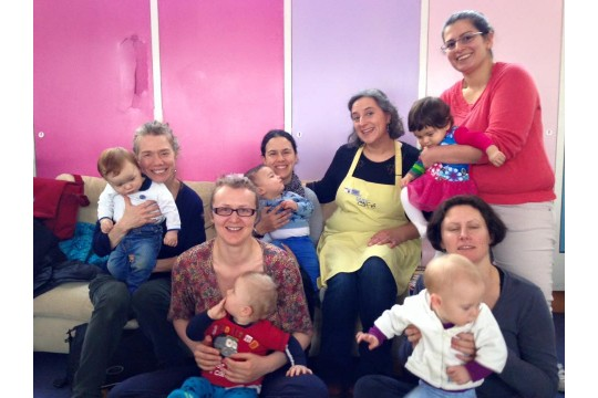 Oxfordshire Breastfeeding Support (formerly Oxford Baby Cafés Group)