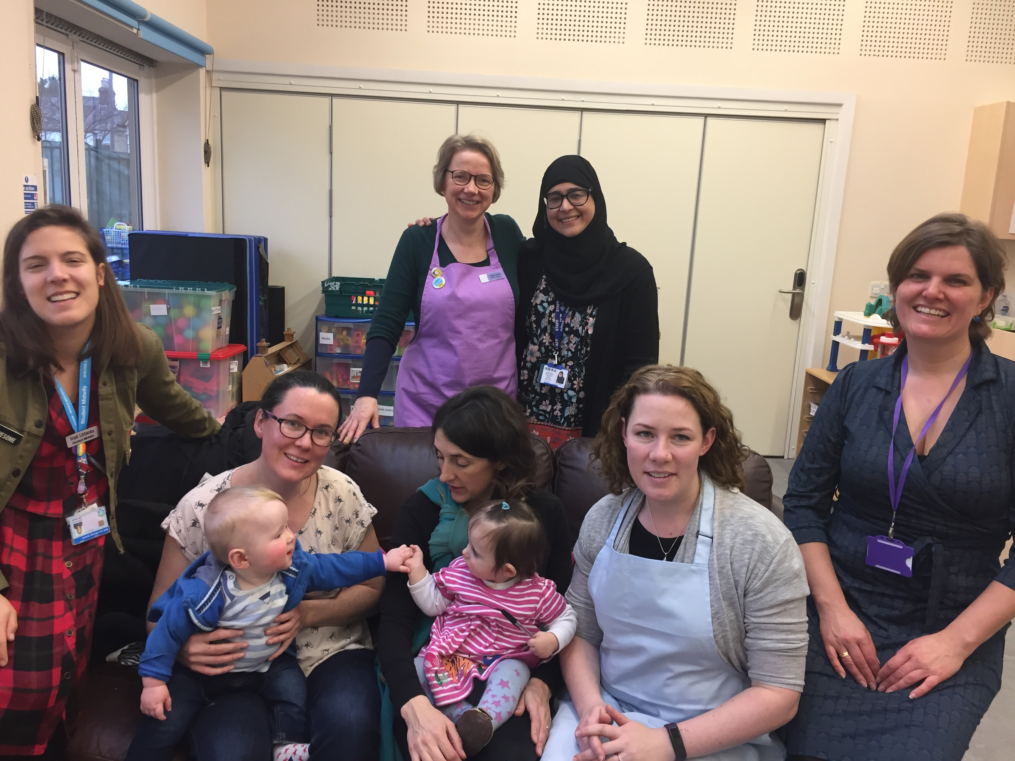 Oxfordshire Breastfeeding Support