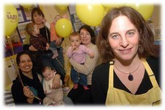 Oxford Baby Cafés Group