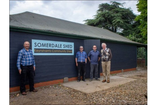 Somerdale Shed