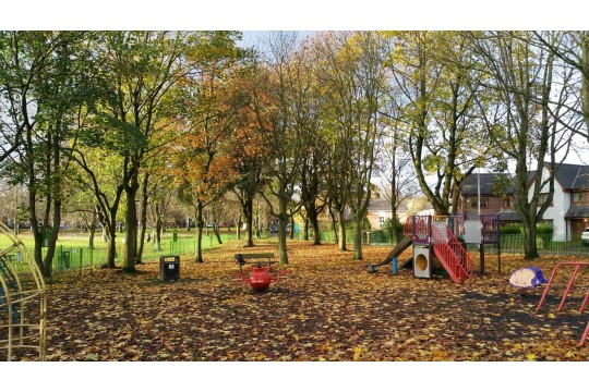 Roe Green Play Park Limited