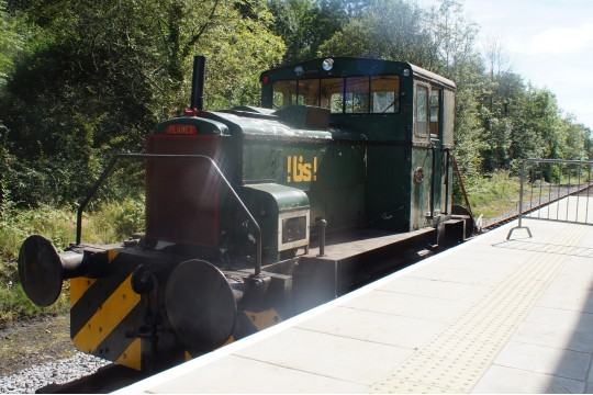 Bridgend Valleys Railway Co