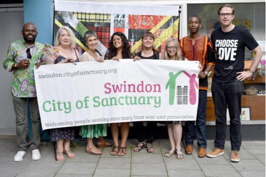 Swindon City of Sanctuary picture 2