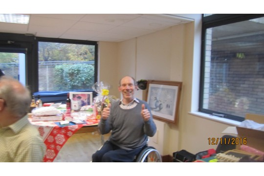 Disability Huntingdonshire 20th Anniversary Appeal