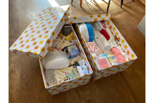 COVID - 19 Emergency Baby Box Appeal