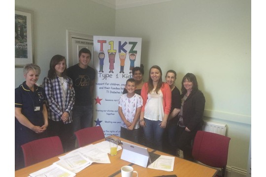 Investing in Children - Type 1 Kidz Project