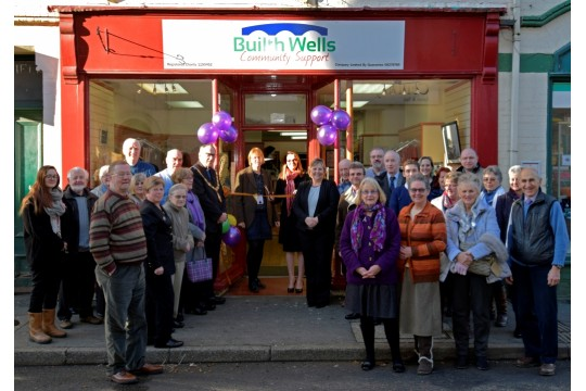 Builth Wells Community Support