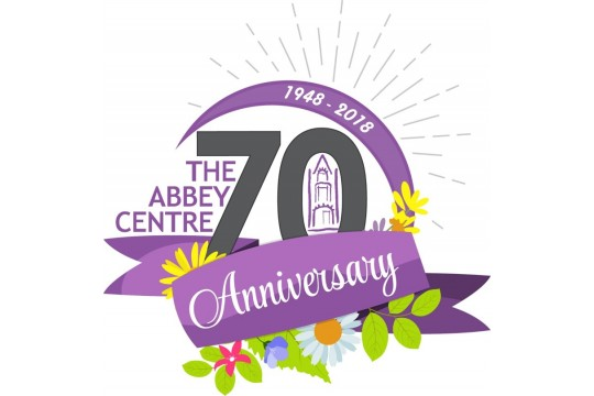 Abbey Centre 70th Birthday Appeal