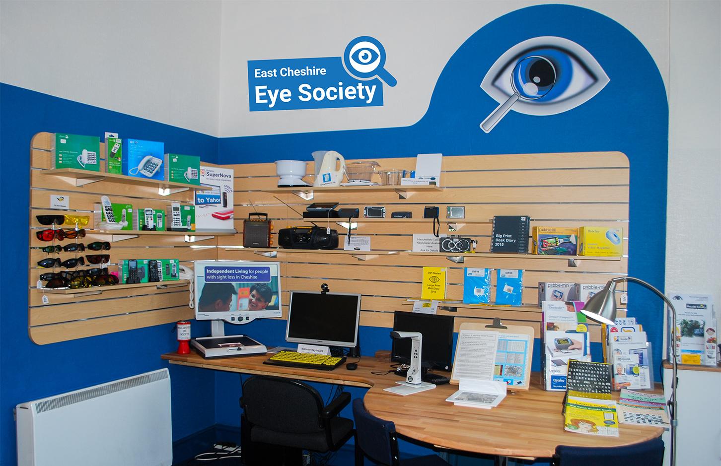 East Cheshire Eye Society