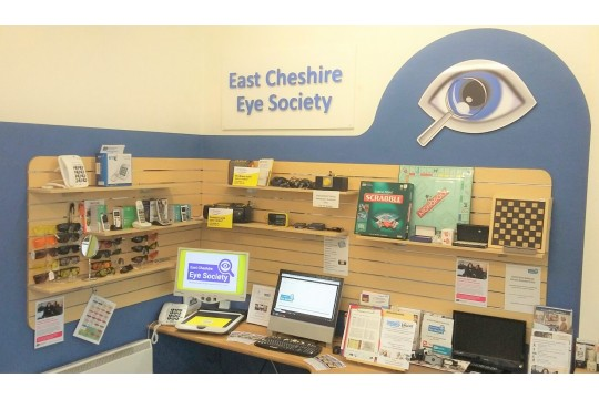 East Cheshire Eye Society