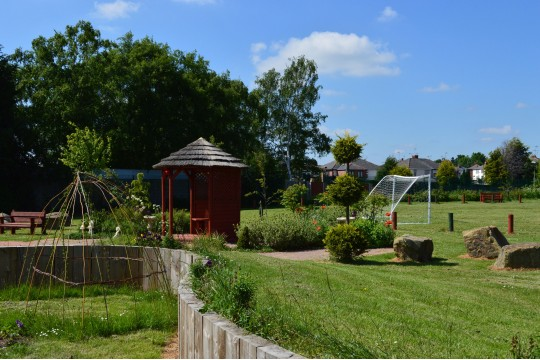 OASIS Community Centre & Gardens Project