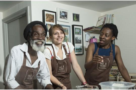 Made In Hackney - Community Cookery School   Localgiving