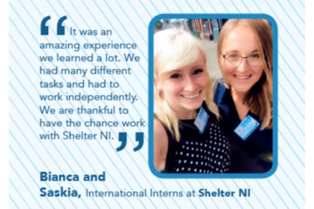 Shelter NI