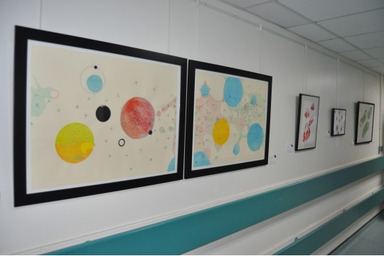 Art at the Heart of the RUH