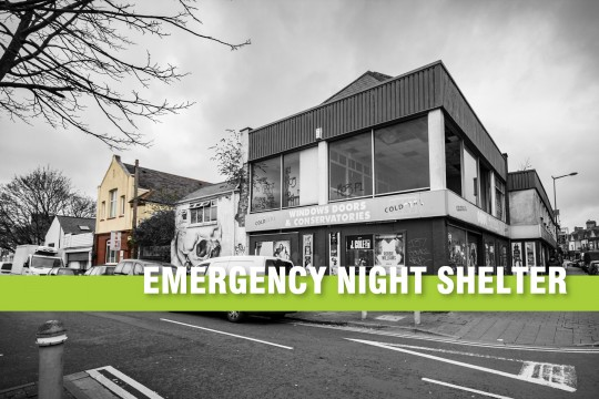 TAVS Emergency Nighshelter for the Homeless