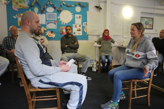 Alternatives to Violence Project Wales