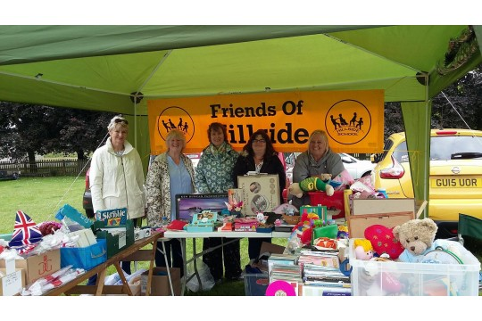 Friends of Hillside School