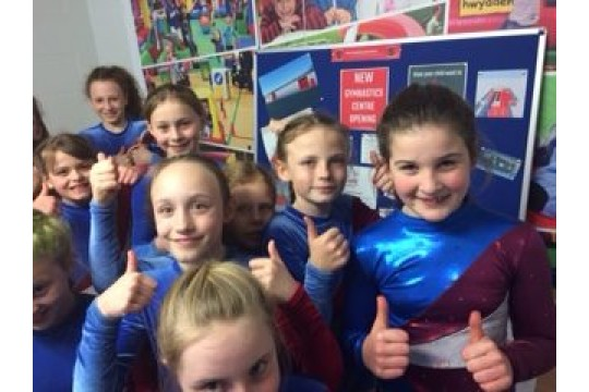 Ruthin and Denbigh Gymnastics Club