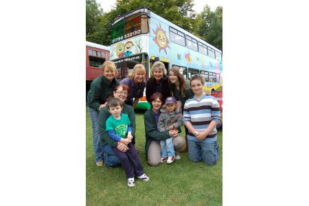 Uttlesford Buffy Bus Association