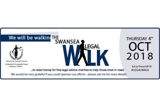 The Swansea Legal Walk