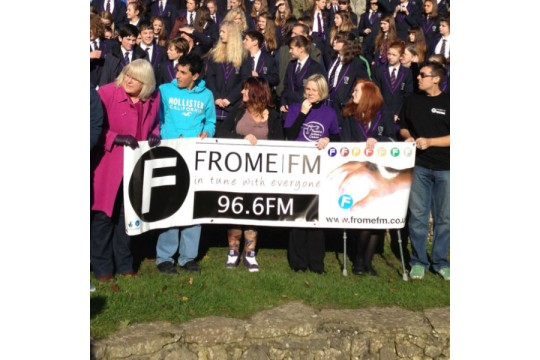FromeFM (Frome Community Productions CIC)