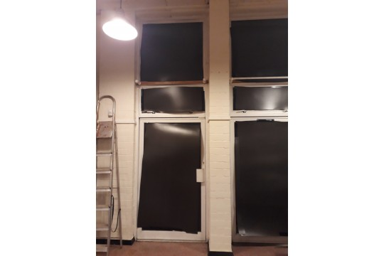 Creative Workspace Blackout Blinds Appeal