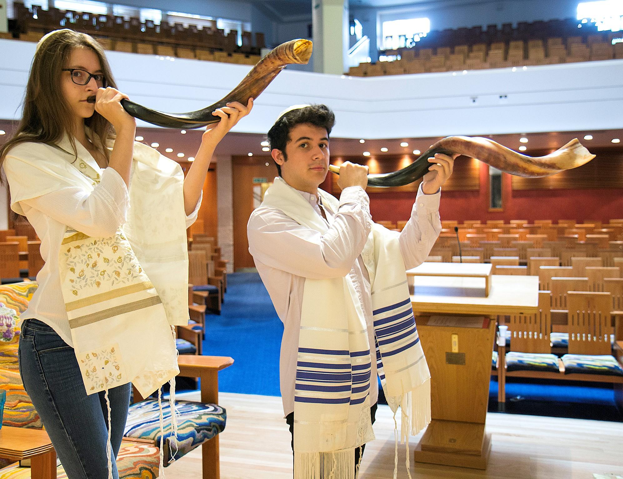 The Liberal Jewish Synagogue