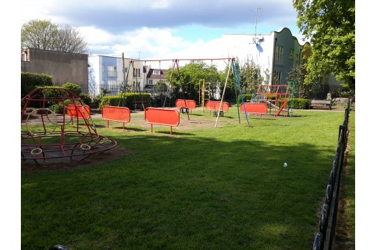 £5k for new swings