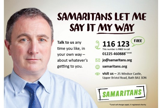 Bath & District Samaritans