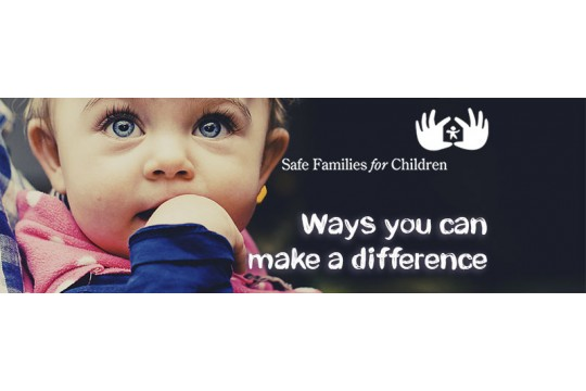 Safe Families for Children Wales