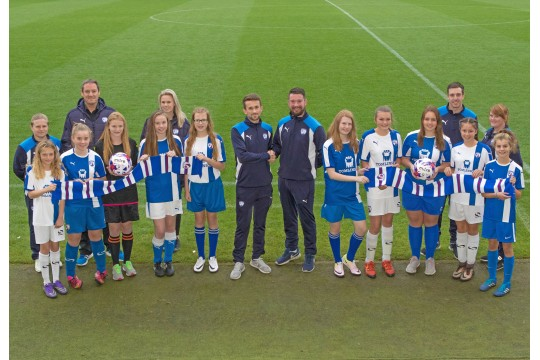 Chesterfield Ladies Football Club picture 2