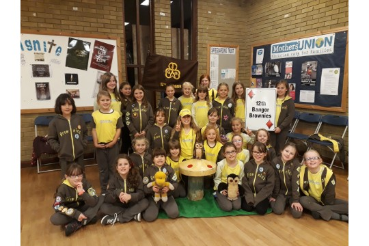 12th Bangor Brownies