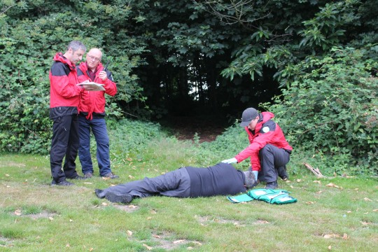 Berkshire Lowland Search & Rescue (BLSAR)
