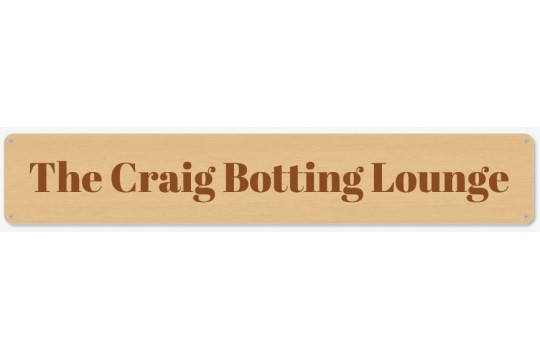 Craig Botting Lounge