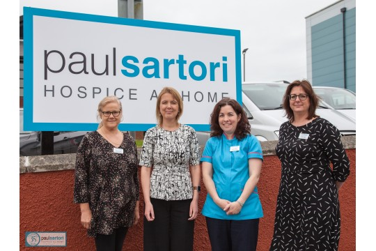 Paul Sartori Hospice at Home picture 2