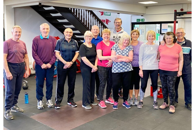 Pembrokeshire Weightlifting
