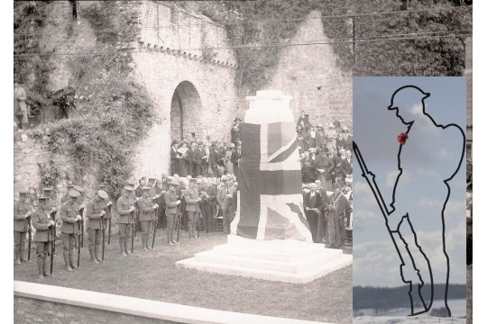 Pembroke Commemorates the Centenary of the end of WW1