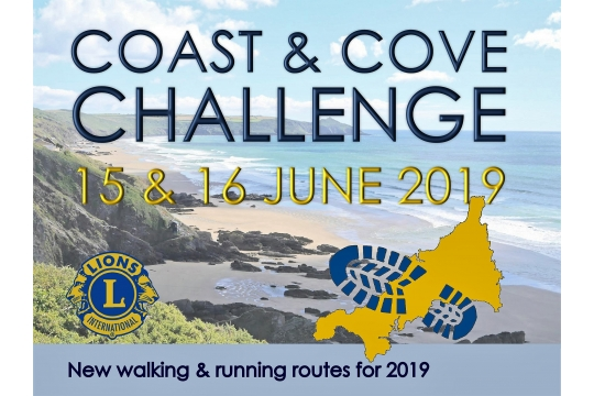 Coast and Cove Challenge 2019