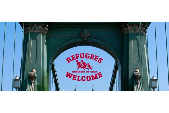 Hammersmith and Fulham Refugees Welcome
