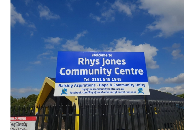 Rhys Jones Community Centre picture 2