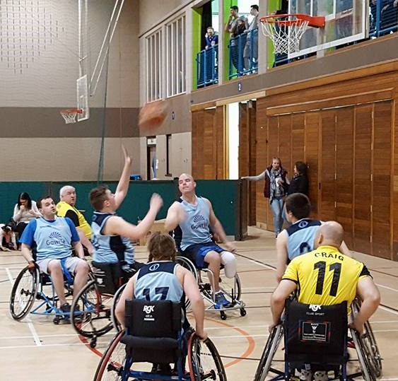 Dundee Dragons Wheelchair Sports Club
