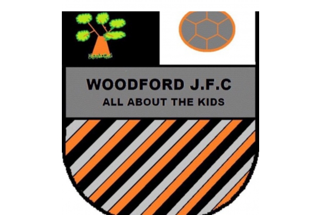 Woodford JfC under 14s