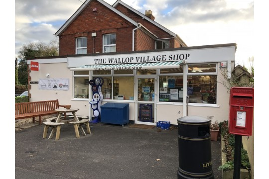 The Wallops village shop