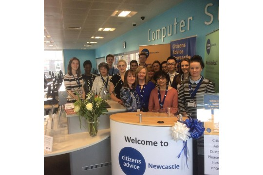 Citizens Advice Newcastle