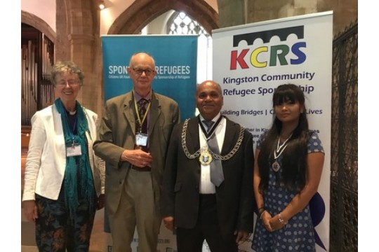 Kingston Community Refugee Sponsorship