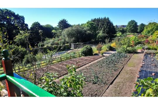 Erlas Victorian Walled Garden