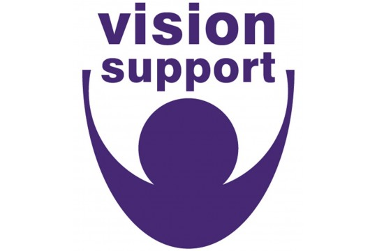 Vision Support - For people experiencing sight loss.